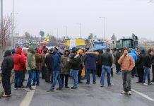 Προετοιμάζονται για μπλόκο στην εθνική οδό αγρότες του Δήμου Αγιάς