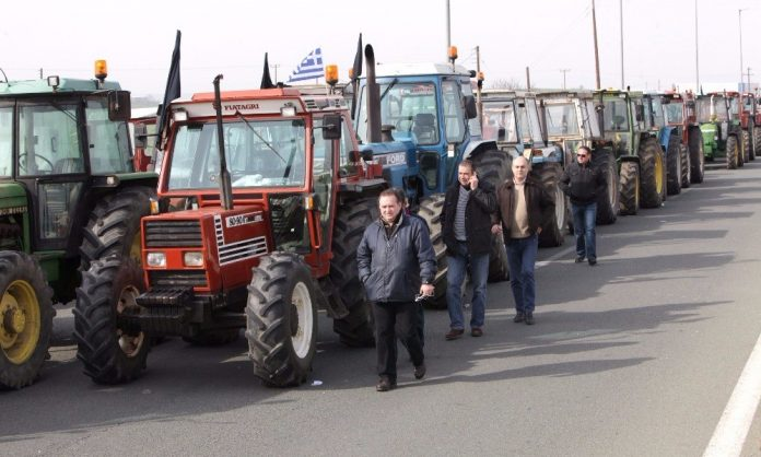 Mπλόκο στις 23 Ιανουαρίου σχεδιάζει ο Αγροκτηνοτροφικός Σύλλογος Αργολίδας