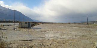 Ηλεία: Βούλιαξε ο κάμπος από την κακοκαιρία