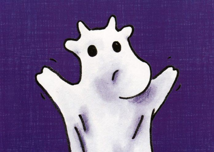 Βοοειδή… φαντάσματα στη Λεπενού!