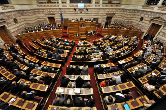 Προ ημερησίας διατάξεως συζήτηση στη Βουλή για το αγροτικό (δείτε live)