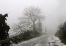Έκτακτο δελτίο καιρού: Βροχές καταιγίδες και χιονοπτώσεις από την Παρασκευή 16/11