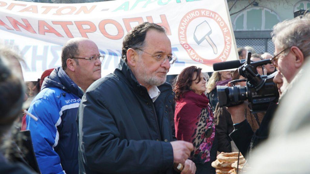 Συλλαλητήριο_Λαφαζάνης
