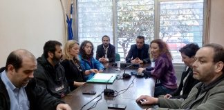 Με τον δήμαρχο Κομοτηνής συναντήθηκε το Δίκτυο ΚΟΙΝΣΕΠ ΑΜ-Θ