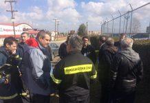 Αίσιο τέλος για την διαρροή υγραερίου στην Ζυθοποιία Μακεδονίας – Θράκης