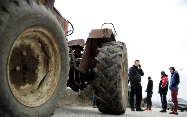 Τα επόμενα βήματά τους σχεδιάζουν οι αγρότες της Κεντρικής Μακεδονίας