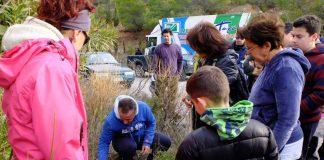 Δενδροφύτευση στα καμένα της Λίμνης Ευβοίας