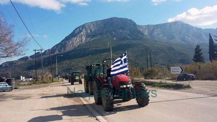 Δίωρο αποκλεισμό της Αντιρρίου- Ιωαννίνων στο Κεφαλόβρυσο αποφάσισαν για την Κυριακή οι αγρότες