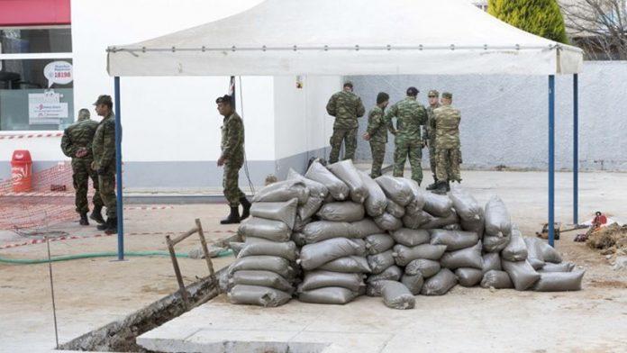 Κορδελιό: Σε εξέλιξη η επιχείρηση εξουδετέρωσης της βόμβας