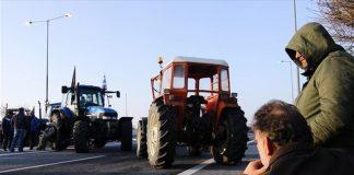 Αύριο Τρίτη οι αποφάσεις για τα αγροτικά μπλόκα στη Νίκαια