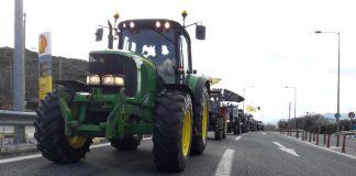 Έστειλαν μήνυμα με τον αποκλεισμό των Τεμπών οι αγρότες, νέα συνάντηση την Τρίτη στη Νίκαια