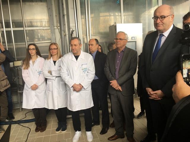Προστασία σε φέτα – γιαούρτι και 19 δισ ευρώ στους αγρότες την επόμενη 7ετία υποσχέθηκε ο Φ. Χόγκαν από τη Θεσσαλονίκη