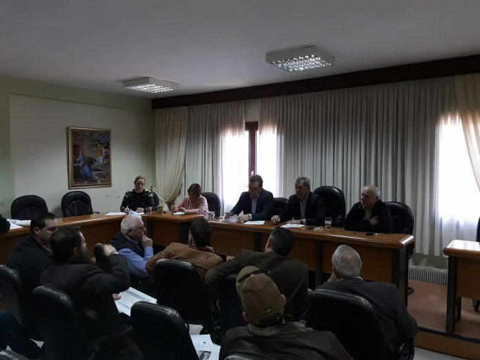 Συνάντηση για τις προστατευόμενες περιοχές στον δήμο Δέλτα