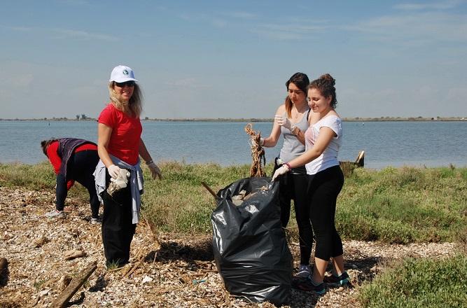 Δέλτα Αξιού: 7η Εκστρατεία Εθελοντικών Καθαρισμών