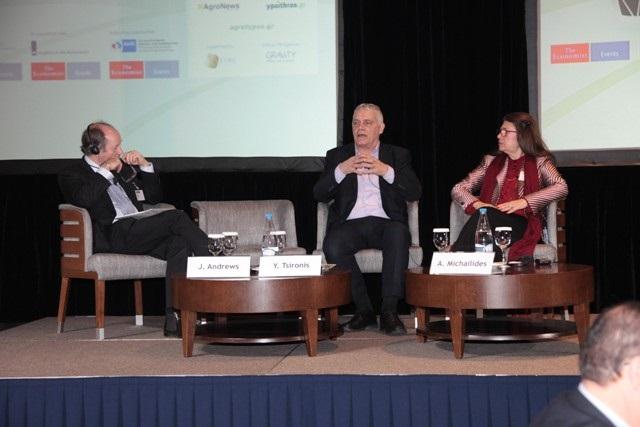 Γ. Τσιρώνης: Λύση στα προβλήματα των αγροτών η συνεργατικότητα