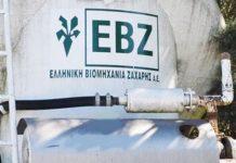 Εξόφληση τεύτλων έως 16/3 υπόσχεται η ΕΒΖ, με κέρδη έκλεισε το 2017