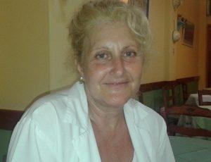 Η πρόεδρος του Συνεταιρισμού, Άννα Παλαιολόγου