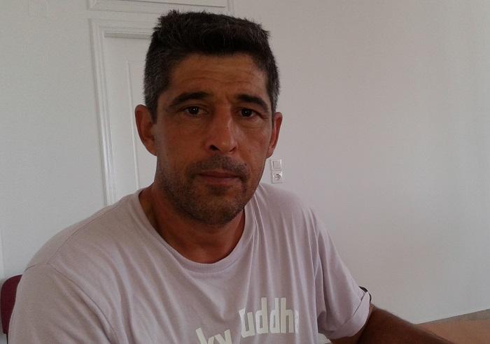 Ο πρόεδρος του Αγροτικού Συνεταιρισμού Παραγωγών Σύρου «Ο Αγρός», Μάριος Μαραγκός.