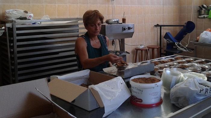 το παντοπωλείο του Κώστα Πρέκα στη Σύρο