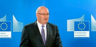 Συνάντηση με Ευρωπαίο Επίτροπο την Δευτέρα 10/12 στο ΥΠΑΑΤ
