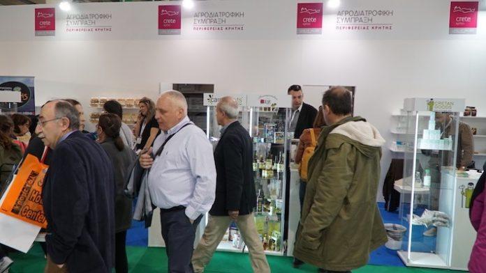 Η Αγροδιατροφική Σύμπραξη Κρήτης με 19 επιχειρήσεις στην Food Expo 2017