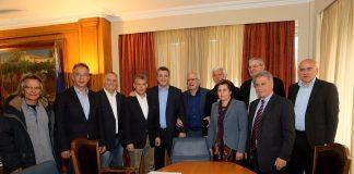 Από την πλευρά του ο κ. Ε. Αποστόλου δεσμεύτηκε αμέσως μετά την Κυριακή του Θωμά να μετάσχει σε συνεδρίαση του Διοικητικού Συμβουλίου