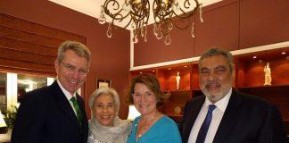 Την Αλίκη Περρωτή τίμησε ο Πρέσβης των ΗΠΑ