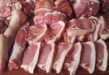 Χοιρινό και κοτόπουλα στον δρόμο του αρνιού