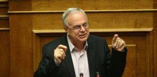 Για τους καταλογισμούς και την ΚΑΠ μίλησε ο Αποστόλου στη Βουλή (βίντεο)