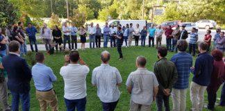 Ευρωπαϊκή Συνάντηση Αγροτικής Αειφορίας στη λίμνη Πλαστήρα