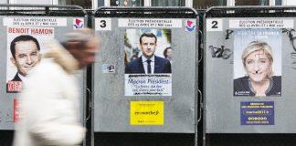 Η γαλλική πλατφόρμα του νέου Γάλλου Προέδρου
