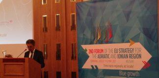 Προώθηση της «Γαλάζιας Ανάπτυξης» στην μάκρο-Περιφέρεια Αδριατικής – Ιονίου (EUSAIR)