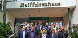 Συμμετοχή του Αγροτικού Συνεταιρισμού Ζαγοράς σε εκπαιδευτικό πρόγραμμα στη Γερμανία και την Ιταλία