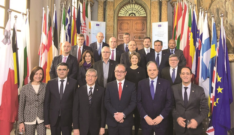 Συμβούλιο Υπουργών Γεωργίας στη Μάλτα