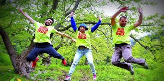 Wood Water Wild festival στο Περιβαλλοντικό Μονοπάτι Παλιάς Καβάλας
