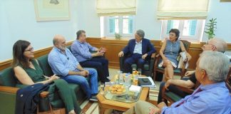 Στην Κρήτη Ν. Αντώνογλου για το πρόγραμμα δακοκτονίας