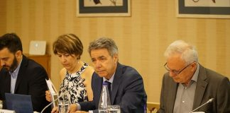 Ναύπλιο: Σε εξέλιξη η 3η συνεδρίαση της Επιτροπής Παρακολούθησης του ΠΑΑ 2014-20