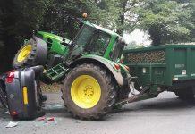 Οδικά ατυχήματα με αγροτικά μηχανήματα, οι λόγοι και οι τρόποι πρόληψης