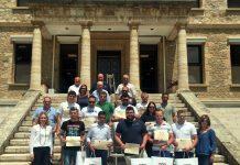 Ολοκληρώθηκε η εκπαίδευση των υπότροφων νέων κτηνοτρόφων της ΔΕΛΤΑ στην Αμερικανική Γεωργική Σχολή