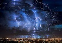 Πρόσκαιρη επιδείνωση του καιρού με ισχυρές καταιγίδες και χαλαζοπτώσεις