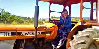 43 άδειες οδήγησης γεωργικού ελκυστήρα στο Μεγάλο Δέρειο