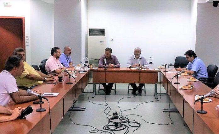 Επίσκεψη του υφυπουργού Β. Κόκκαλη στο πανεπιστήμιο Θεσσαλίας