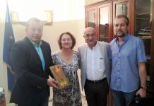 Το Βραβείο Best of Greece του 8ου Παγκόσμιου Διαγωνισμού Ελαιολάδου Terra Olivo παρέδωσε ο Κόκκαλης