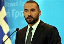 Στους αγρότες της Πιερίας ο Δημήτρης Τζανακόπουλος