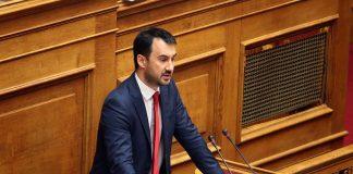 Αλ. Χαρίτσης: «Μόνο 10% των πόρων του ΕΣΠΑ στην Αττική, τα υπόλοιπα στην ύπαιθρο»