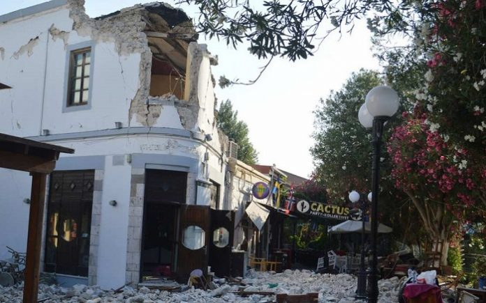 Κως: Μόλις 2,5 εκ. ευρώ ενίσχυση ενέκρινε η ΕΕ για τις ζημιές από το σεισμό