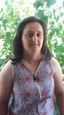 Διονυσία Χαραλαμποπούλου, νέα αγρότισσα