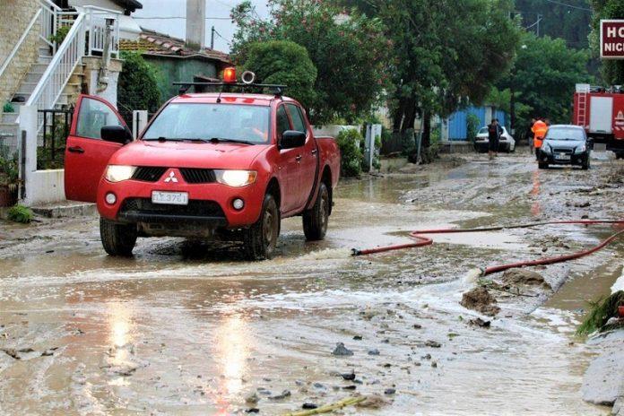Για αποκατάσταση ζημιών από πλημμύρες 13 εκατ. ευρώ σε Λακωνία, Μεσσηνία και Αρκαδία