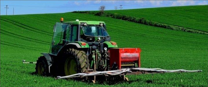 Εφαρμογή διαφοροποιημένης λίπανσης σε καλλιέργεια σιταριού