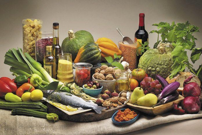 Μεσογειακή διατροφή και ελληνική κουζίνα
